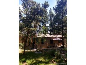 Property for sale at 34727 Silver Springs Boulevard, Pine,  Colorado 80470