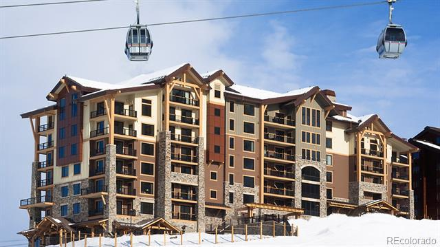 Photo of home for sale at 2410 Ski Trail Lane, Steamboat Springs CO