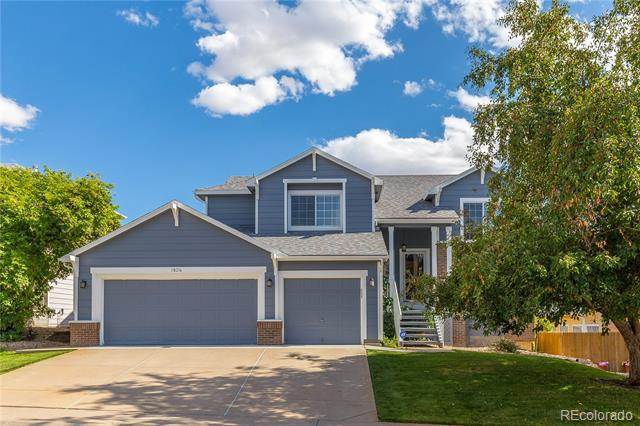 Photo of home for sale at 18216 Warren Avenue E, Aurora CO