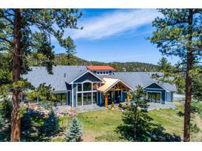 Property for sale at 28374 Pipe Bearer Lane, Evergreen,  Colorado 80439