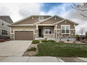 Property for sale at 24608 East Moraine Place, Aurora,  Colorado 80016