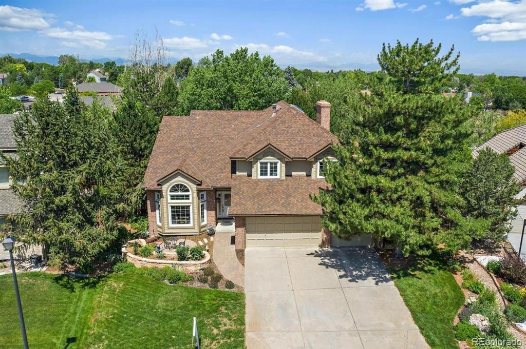Photo of home for sale at 8005 Clayton Circle S, Centennial CO