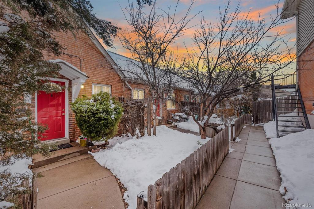 Photo of home for sale at 3826 Vrain Street, Denver CO