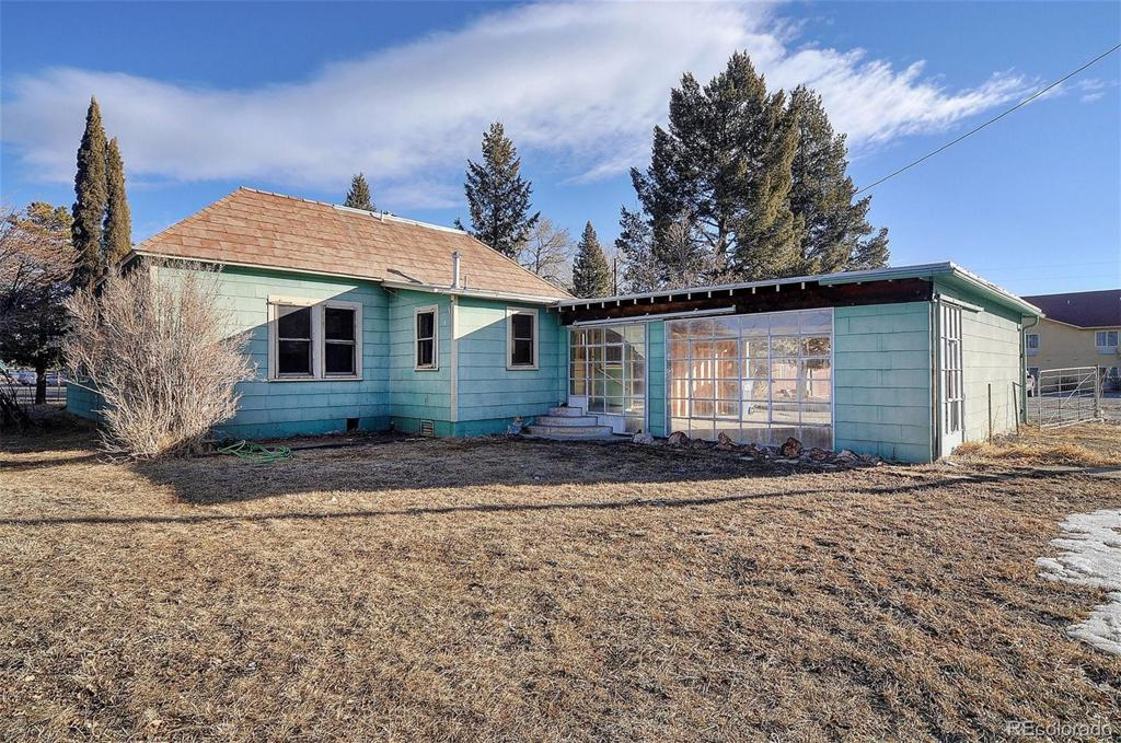Photo of home for sale at 7550 & 7548 US Highway 50 W, Salida CO