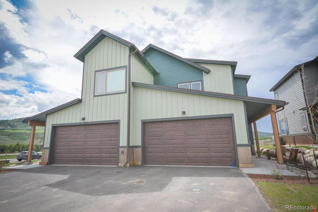 Photo of home for sale at 280 Haymaker Street, Silverthorne CO