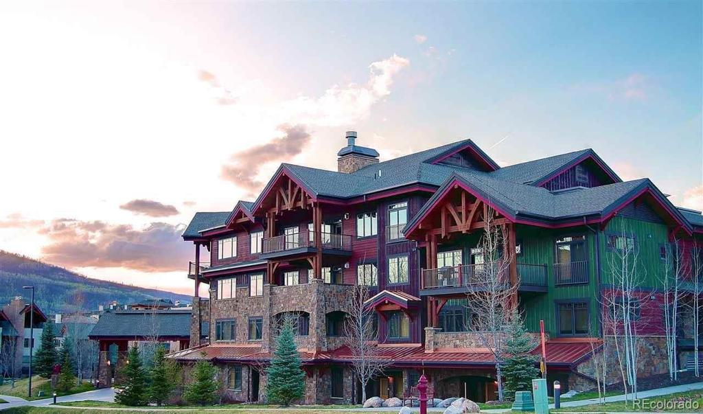 Photo of home for sale at 1750 Medicine Springs Drive, Steamboat Springs CO
