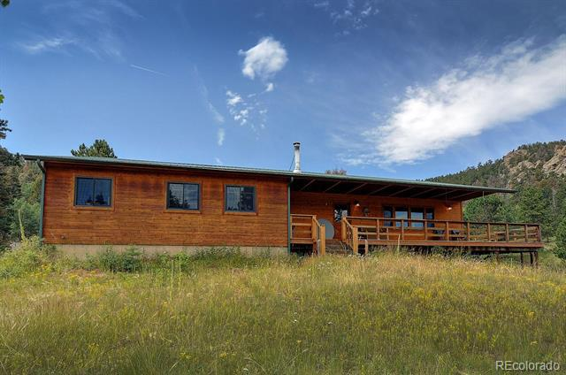 Photo of home for sale at 8 Camp Drive, Westcliffe CO