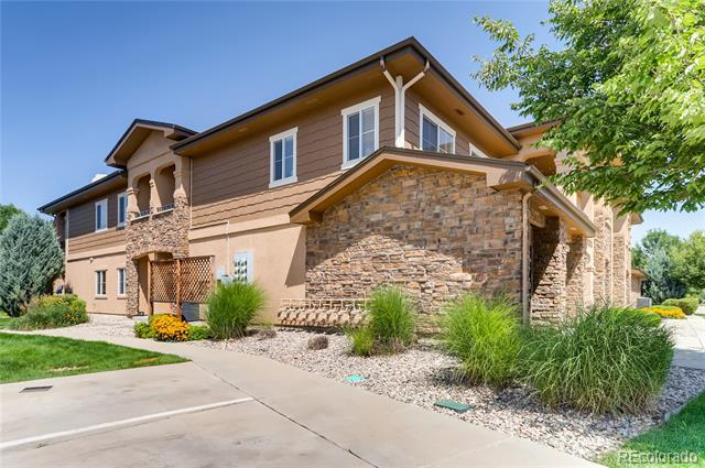 Photo of home for sale at 2307 Calais Drive, Longmont CO
