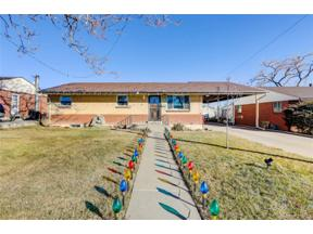Property for sale at 881 Bronco Road, Denver,  Colorado 80221