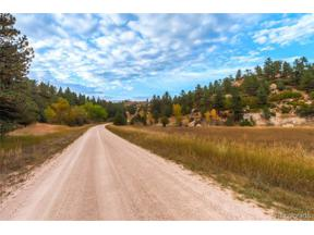 Property for sale at 6585 Lost Canyon Ranch Road, Castle Rock,  Colorado 80104
