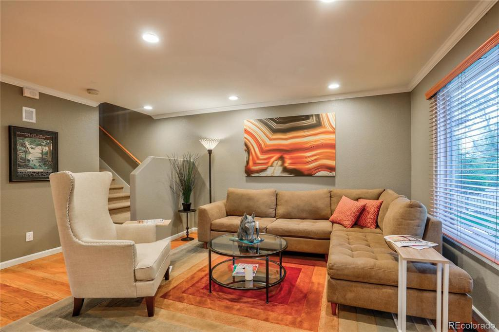 Photo of home for sale at 1435 Fairfax Street, Denver CO