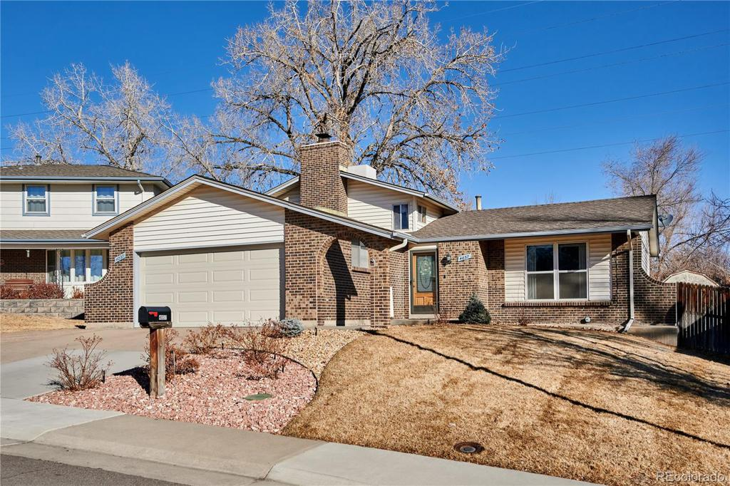 Photo of home for sale at 4037 Caley Place E, Centennial CO