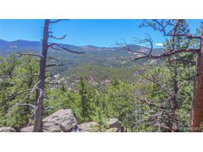 Property for sale at 7141 Timber Trail Road, Evergreen,  Colorado 80439