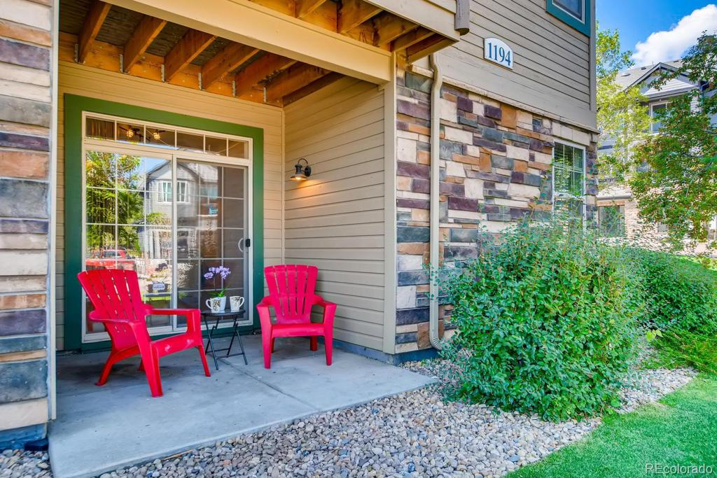 Photo of home for sale at 1194 Red Lodge Drive, Evergreen CO