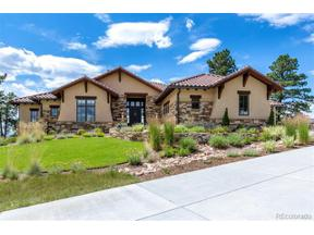 Property for sale at 7309 Prairie Star Court, Parker,  Colorado 80134