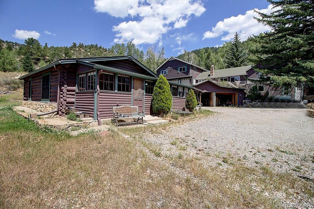Photo of home for sale at 236 Mill Creek Road, Dumont CO