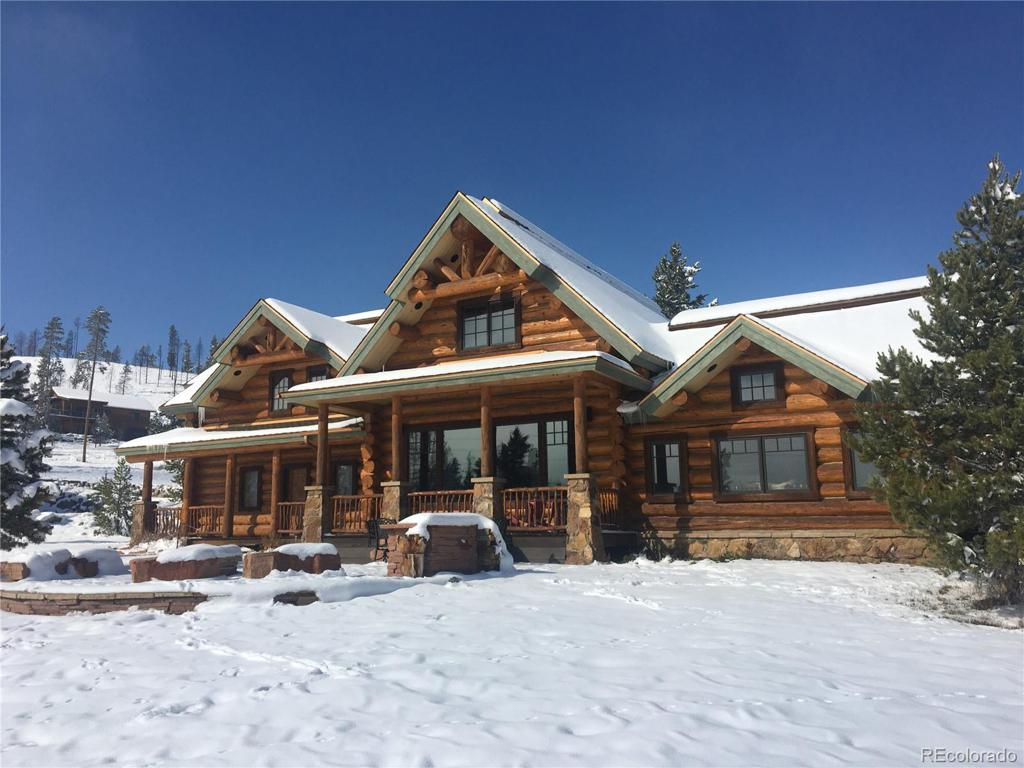 Photo of home for sale at 33 County Road 4102, Granby CO