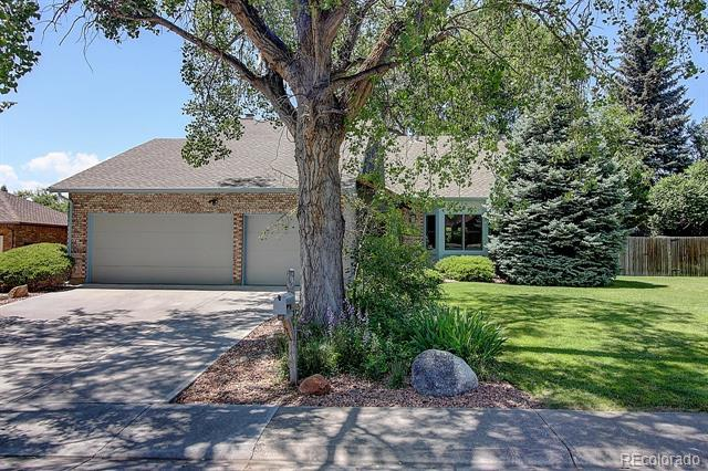 Photo of home for sale at 7335 Dover Street, Arvada CO