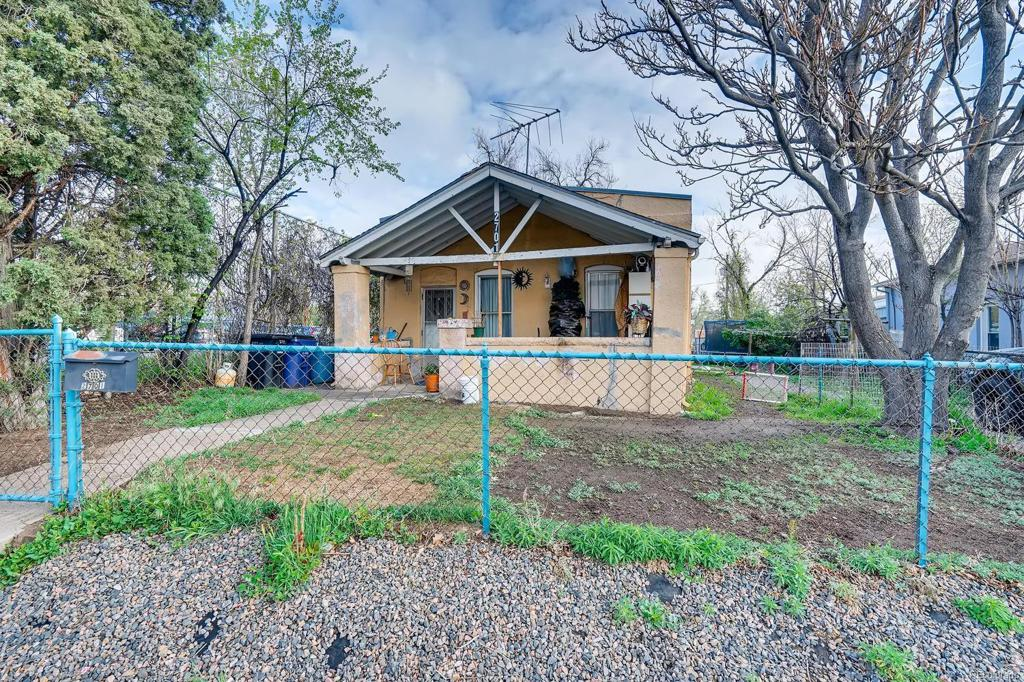 Photo of home for sale at 2701 12th Avenue W, Denver CO