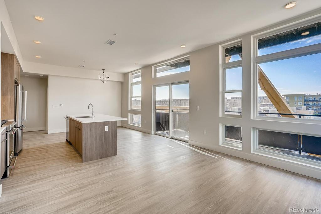 Photo of home for sale at 2850 Zuni Street, Denver CO