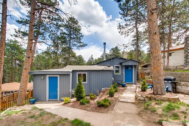 Photo of home for sale at 3030 Forest Way, Evergreen CO