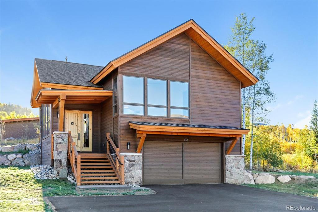 Photo of home for sale at 31 Vendette Road, Silverthorne CO