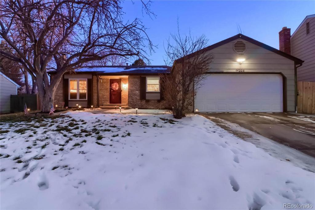 Photo of home for sale at 17584 Progress Drive E, Centennial CO