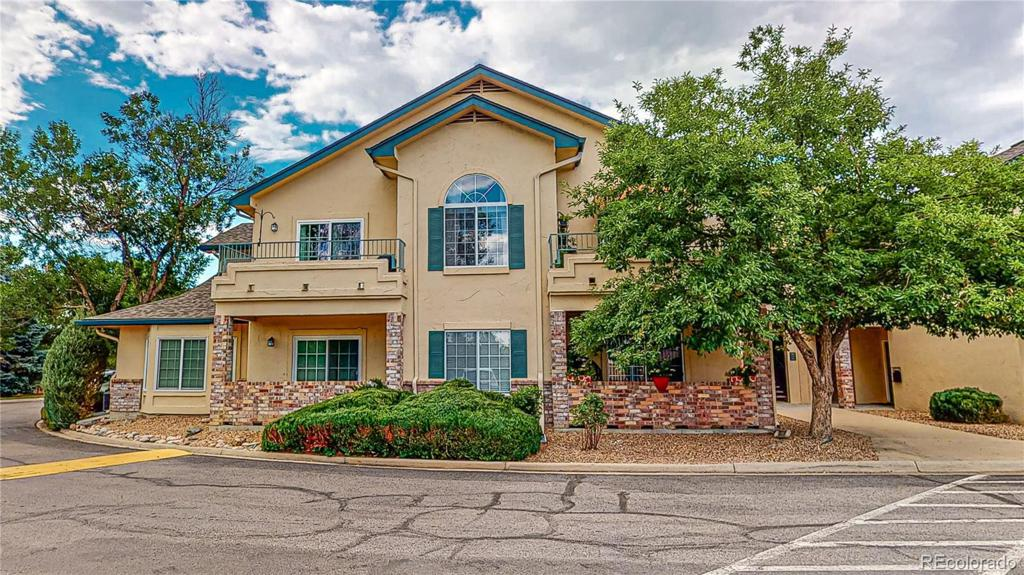 Photo of home for sale at 8641 Dry Creek Road E, Centennial CO