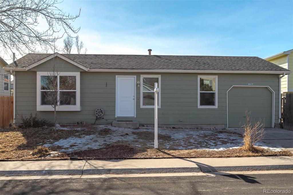 Photo of home for sale at 8617 Apache Plume Drive, Parker CO
