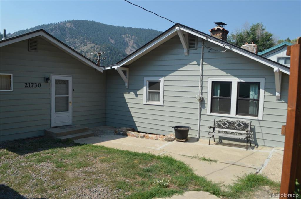 Photo of home for sale at 21730 Highway 74, Idledale CO