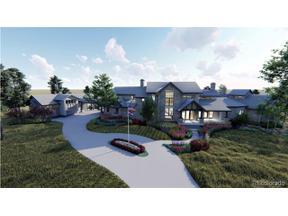 Property for sale at 8651 Witez Court, Parker,  Colorado 80134
