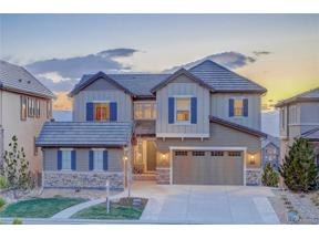 Property for sale at 10695 Timberdash Avenue, Highlands Ranch,  Colorado 80126