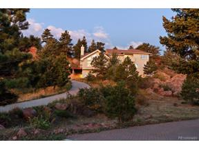 Property for sale at 9001 Eastridge Road, Golden,  Colorado 80403
