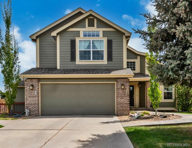 Photo of home for sale at 1134 Mcintosh Avenue, Broomfield CO