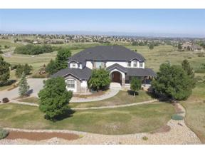 Property for sale at 9947 Sara Gulch Circle, Parker,  Colorado 80138