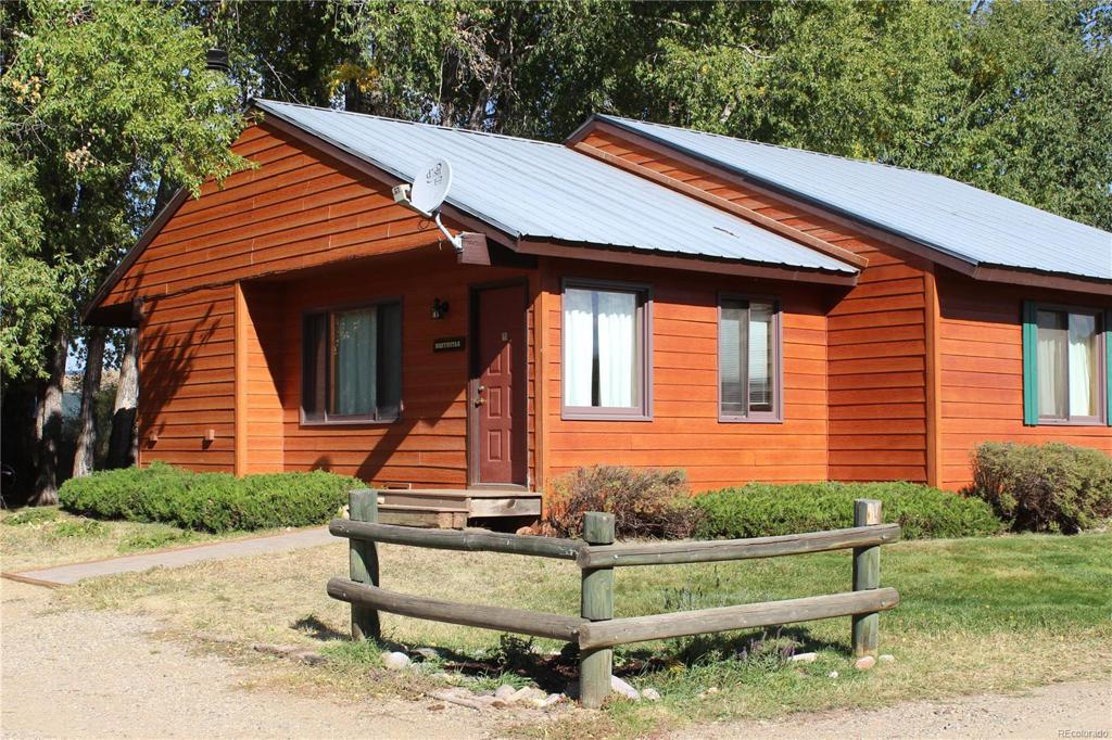 Photo of home for sale at 54737 CR 129, Clark CO