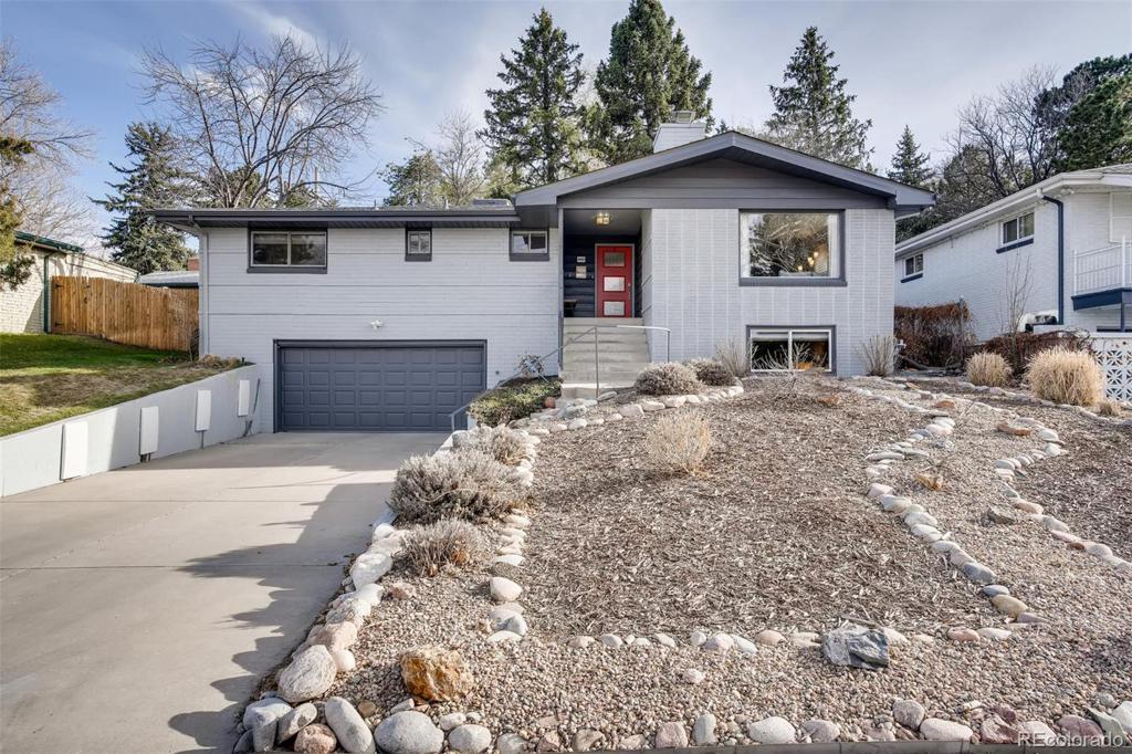 Photo of home for sale at 4420 Warren Avenue W, Denver CO