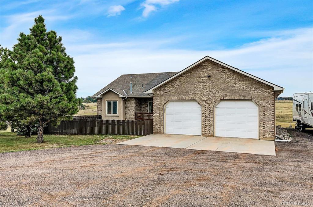 Photo of home for sale at 17843 Pinon Park Road, Peyton CO