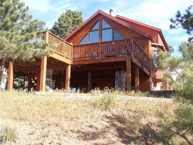 Photo of home for sale at 528 Choctaw Trail, Westcliffe CO