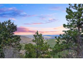 Property for sale at 00 Mariposa Vale, Golden,  Colorado 80401