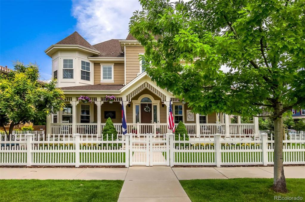 Photo of home for sale at 2322 Spruce Way, Denver CO