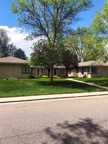 Photo of home for sale at 2375 Lafayette Street South, Denver CO
