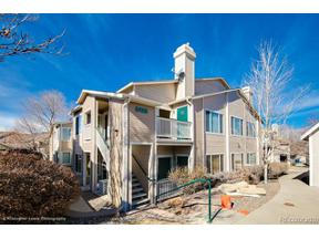 Property for sale at 8459 Little Rock Way Unit: 201, Highlands Ranch,  Colorado 80126