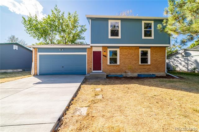 Photo of home for sale at 4777 Olathe Street South, Aurora CO