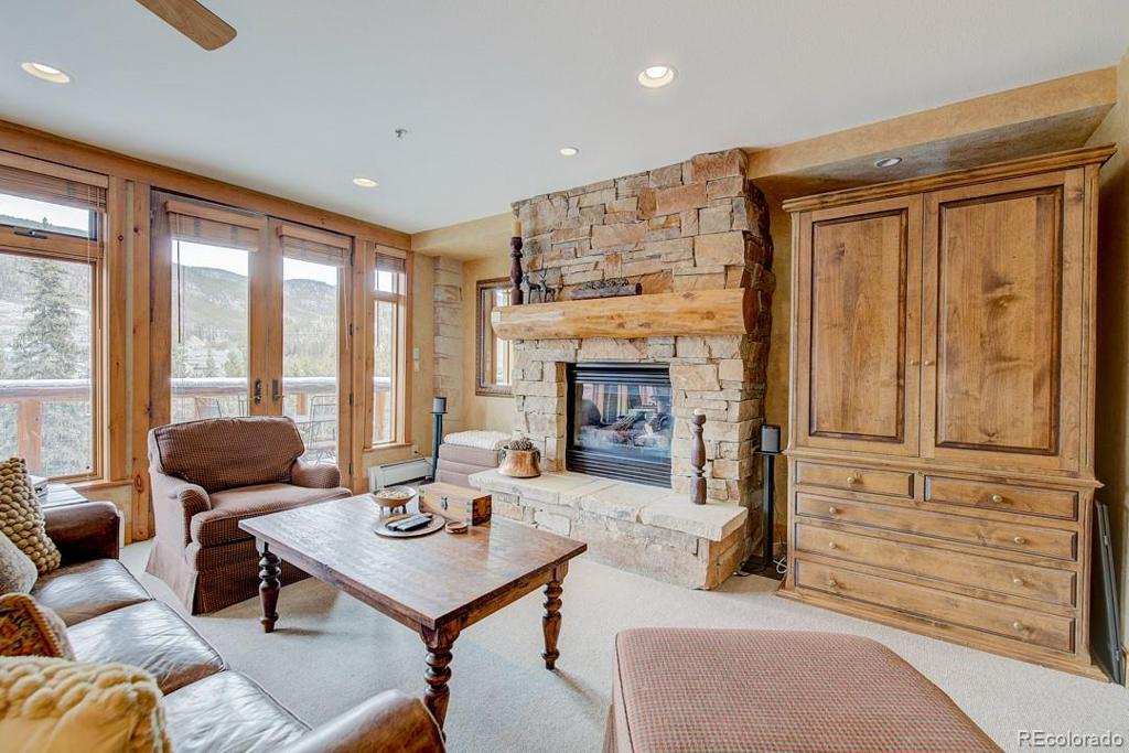 Photo of home for sale at 224 Trailhead Drive, Keystone CO