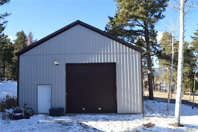 Photo of home for sale at 25828 Snyder Avenue, Conifer CO