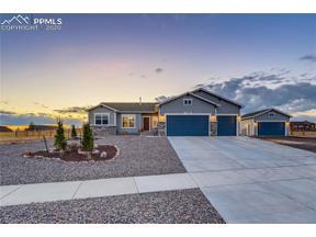 Property for sale at 11358 Pyramid Peak Drive, Peyton,  Colorado 80831