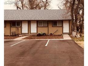 Property for sale at 238 W Iowa Avenue, Fountain,  Colorado 80817