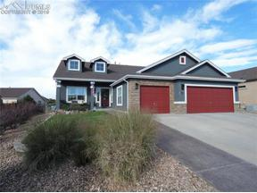 Property for sale at 12594 Angelina Drive, Peyton,  Colorado 80831