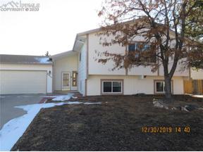 Property for sale at 2655 Norwich Drive, Colorado Springs,  Colorado 80920
